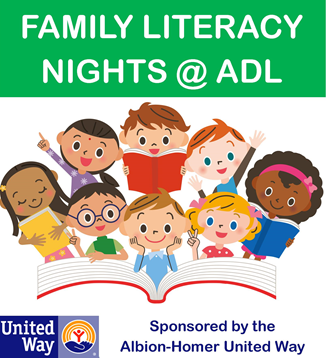 Check Out The Family Literacy Program Albion District Library