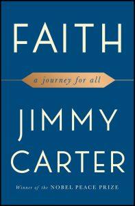 Faith by Jimmy Carter (book cover)