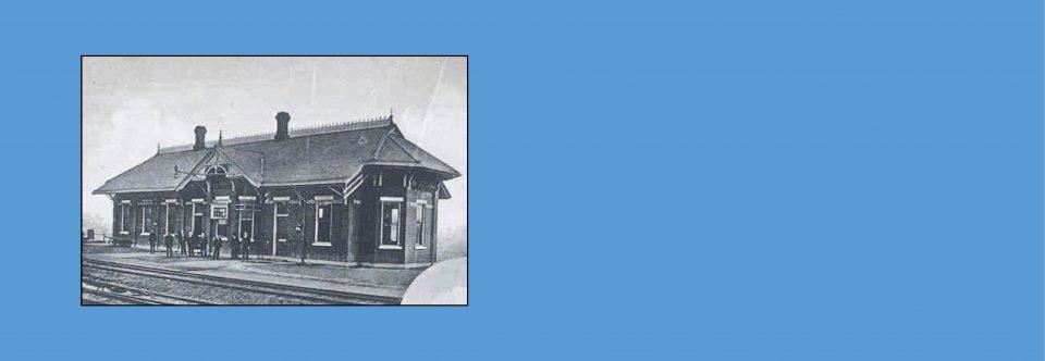 History Speaker Series: Michigan Central Railroad in Albion